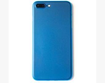 Super Thin iPhone 7 Plus Case | Blue - SimpliCase