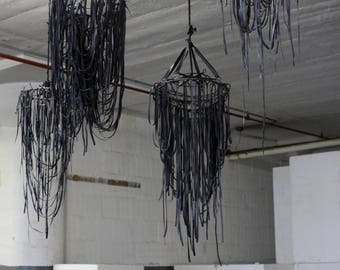 Less-than-Illuminated Chandeliers