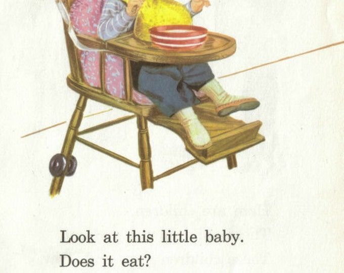 Creepy Cute Baby Art Collage, Strange Child Artwork
