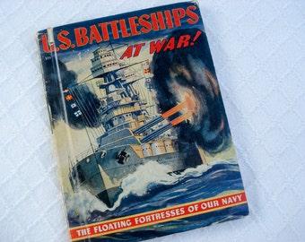 US Battleships at War - 1942