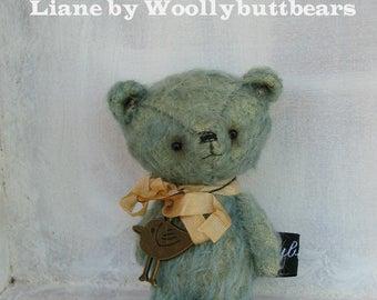 Liane the Bear by Woollybuttbears