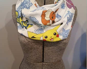 Pokemon First Gen Generation Infinity Scarf