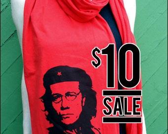 10 Dollar Sale -- Commander Adama Red Jersey Scarf