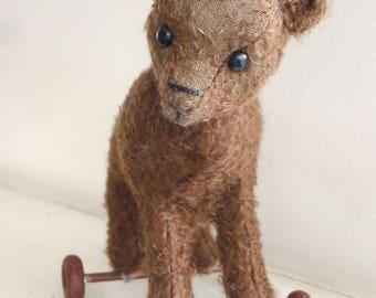 Tinkerbell-  a bear on wheels