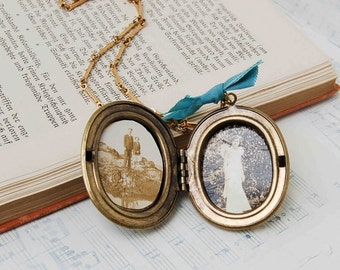 Photo Insertion for Lockets - Upgrade for Purchased Lockets - Heart, Oval, Round Lockets