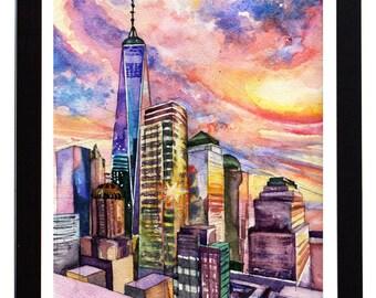 Brooklyn painting ny | Etsy