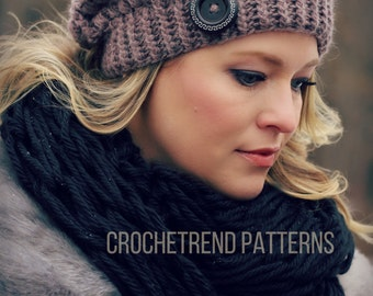 Madison Hat Crochet Pattern