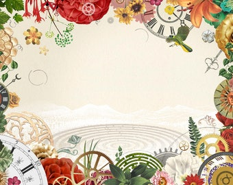 S Landscape View - Art Print