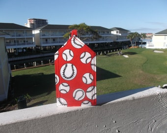 Baseballs Luggage Tag