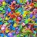 Colorful Locking Stitch Markers