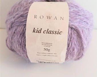 ROWAN kid classic wool yarn , 1 / 50g ball