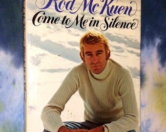 Rod McKuen Come to Me in Silence 1973