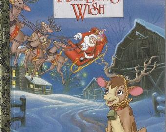 Annabelle's Wish, First Edition, A Little Golden Book, Vintage Children's Book, C1997