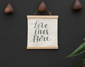 Wall Hanger, Wood Wall Hook, Kitchen Wall Hook, Stocking Stuffer, Hostess Gift, Kitchen Wall Decor