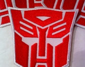 Transformers Patch- AUTOBOT