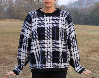 Plaid is Rad All the homies will want it Size Med-Large
