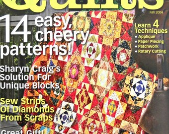 Country Quilts Magazine, Fall 2004 Issue