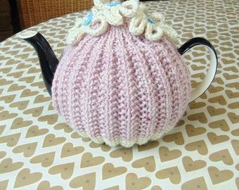 Pink  Tea Cosy 4 - 6 cup tea pot