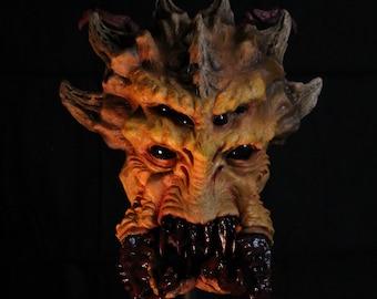 Spider Alien Movie Monster Mask Cosplay Costume Prop Sculpture