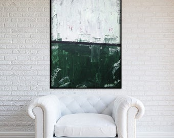 48x36 Inch Large Abstract Painting. Wall Art On Canvas. Large Abstract Art. Canvas Art. Large Wall Art. Abstract Painting On Canvas.