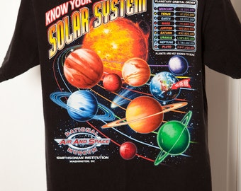 Awesome Tshirt -National Air and Space Museum - Smithsonian Institution - M