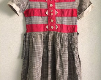 Vintage Children's Dress