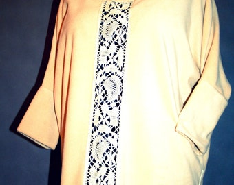 """Pullover """"Vintage Lace"""""""