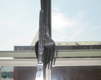 Fork. Spoon. Knife. Wind Chime