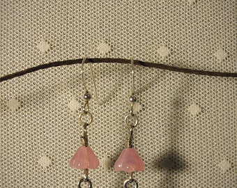 Rites #4 - Sterling Silver Headstones & Vintage Glass