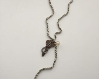 Grunge Collection's 'Montreal Dominion Lock Co. Key' Lariat