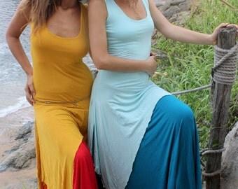 SHAKTI SEXY DRESS-elvish dress-ballroom dress-elven dress-sexy women-pixie dress-festival-woman clothing colorful, summer, knee length dress