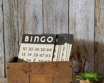 WOOD BOX ANTIQUE Authentic Wood Box