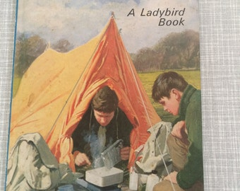 Scouts Ladybird Book Series 706 1971
