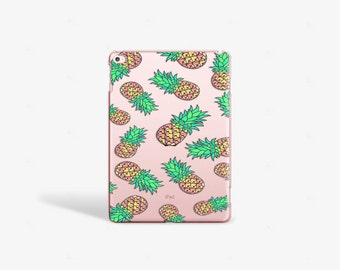 Pineapple iPad Pro Case Pineapple iPad Air 2 Case iPad Mini 4 Cover Clear iPad Case Pineapple iPad Mini 4 Case iPad Air 3 Case Clear