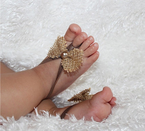 Tan Baby Sandals, Baby Barefoot Sandal, Soft Baby Sandals, Baby Shoes Girl, Barefoot Sandals, Tan Baby Sandals