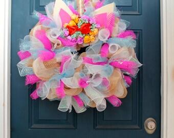 SALE - Unicorn Wreath