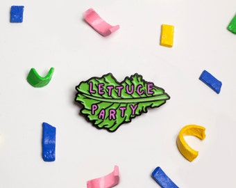 Lettuce party