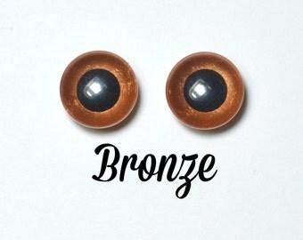 Eyechips 13 mm - color Bronze size Pullip models