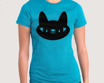 Black Cat - T-Shirt