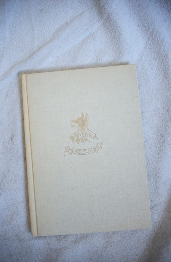 Fantastic Mr. Fox - Original 1970 Publication