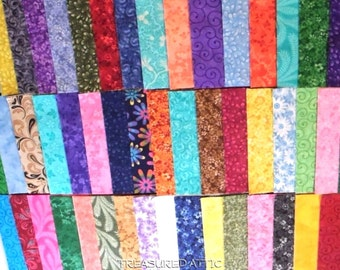 """200~2.5"""" 4"""" or  5"""" Fabric Squares Quilting Charm Pack  100% Cotton Patchwork Blocks 25 Diff Fabrics 8 of each  YOU CHOOSE SIZE"""