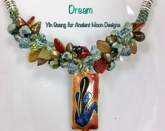 Dream 7 Strands Kumi Necklace Kit