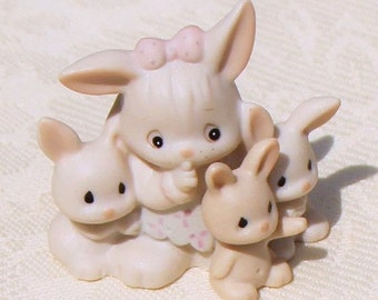 "Precious Moments ""Some Bunny's Sleeping"" Figurine 522996"