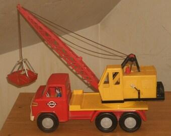 Gama Toys Crane