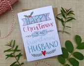 Happy Christmas Handsome ...