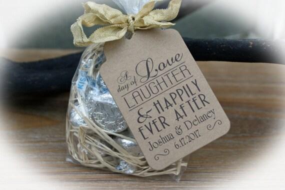 ... Favor Kits, DIY Favor Kits, Wedding Favor Idea- Choice of 3 tag colors