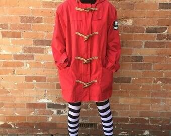 Ralph Lauren CPRL-93 Vintage 1993 Toggle Coat