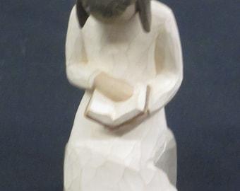 WISDOM Willow Tree Figurine