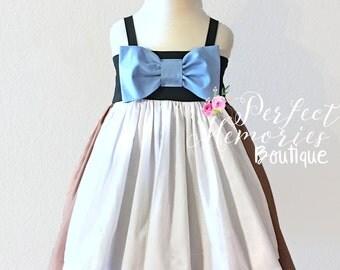 Cinderella Maid Dress | Cinderella Dress| Cinderella Birthday Party | Princess Dress | Disney Princess | Halloween Costume | Disney Vacation
