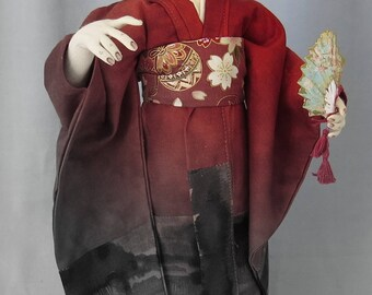 Geisha Mitsuko by Sharon Mitchell